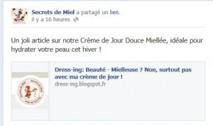 SECRETS DE MIEL FB