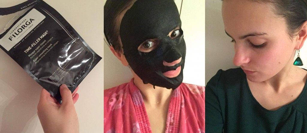 masque lissant filorga