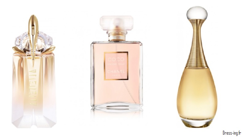 wishlist parfums